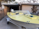 1962 SeaKing w/Johnson Outboard & Trailer/Runs//Floats/OBO