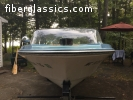 1963 Elgin Runabout & 40HP Johnson Short Shaft Motor