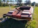 1980 Glastron Carlson CVX-16
