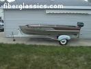 Bowman Boat, Mercury Motor, and Tee Nee Trailer