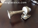 Misc. Vintage horn &  stern and bow light