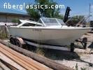 Old Gulfstream Boat