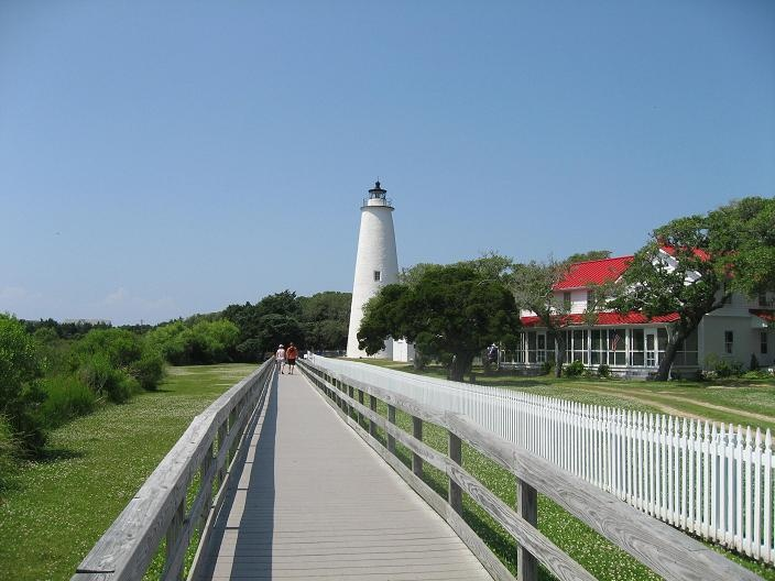 Ockracoke Lighthouse