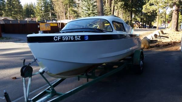 Fiberglassics Sexy Glasspar Boat 1957 300 Fiberglassics Forums