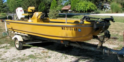 Fiberglassics 174 Glassic Bass Boats Fiberglassics 174 Forums