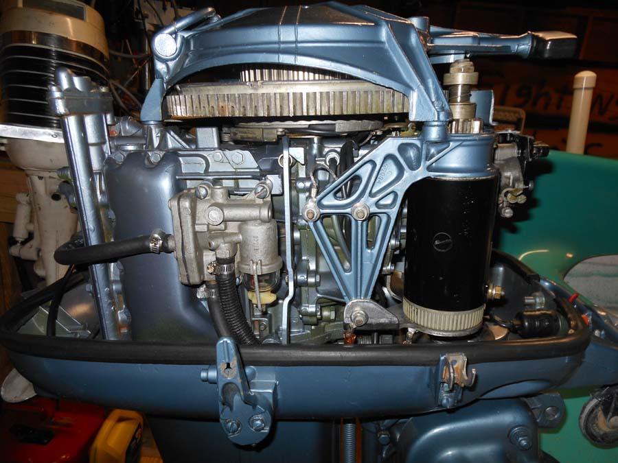 FiberGlassics® - '63 40hp Big Twin Wiring Help Needed - FiberGlassics®  ForumsFiberGlassics