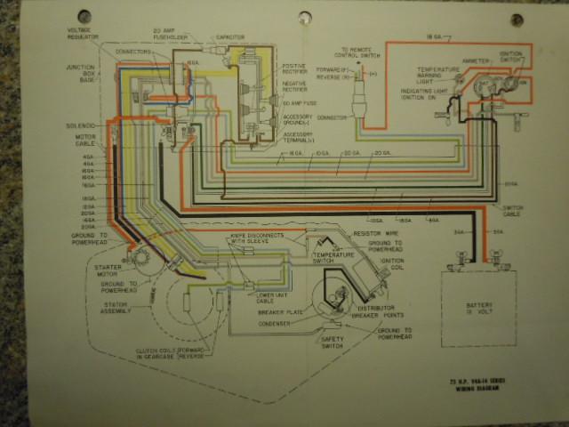 fiberglassics 1962 johnson electramatic 75 hp wiring diagram rh fiberglassics com