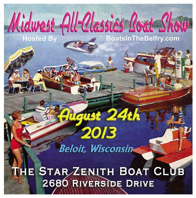 FiberGlassics® - Midwest All Classics Show Poster - FiberGlassics ...