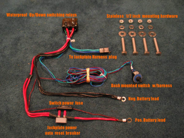 FiberGlics® - Power lift and PT&T? And some wiring ... on