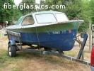 1956 Bell Boy 16' Hard Top Express