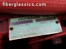 1964 Turbocraft Nimrod jet Graymarine Fireball 401 Buick