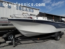 2002 POLAR FISHMASTER 212 CENTER CONSOLE