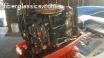 70 hp short shaft Johnson Stinger