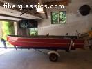 Classic 1954 Herters Boat