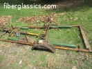 Complete Gator trailer (all parts)