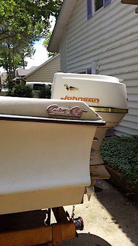 FiberGlassics® - 62 Custom Craft near Ocean City MD. $300 ...